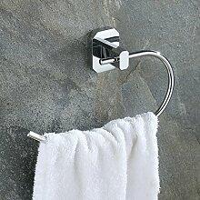 Hagyh Alle Kupfer Handtuch, Bad Ring, Nicht