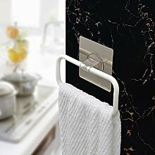 Hagyh Saugnapf Toilettenhandtuchstange Badezimmer