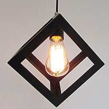 hahaemall Vintage Beleuchtung Industrie Edison