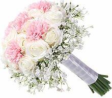 haia7k4k Romantische künstliche Gypsophila,