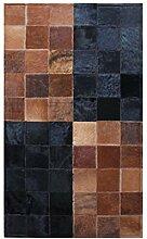HAIHONG Teppich, Ledernaht Handgefertigte Teppich