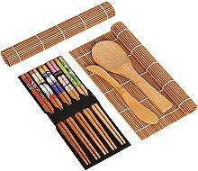 Haihuic Werkzeugset zur Sushi-Herstellung -