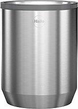 Hailo 0833-100 KitchenLine Design Plus Vorratsdose 1 L, edelstahl, 110 x 100 x 210 cm