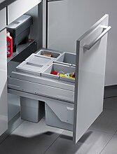 Hailo Cargo Abfalleimer Soft 3610-49 Einbau