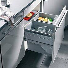 Hailo Euro Cargo S Küchen-Abfalleimer,