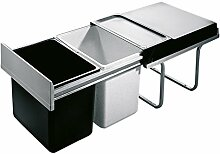 Hailo Raumspar-Tandem Swing 40.2/36A Einbau