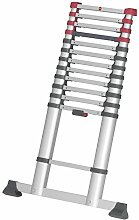 Hailo T80 FlexLine, Alu-Teleskopleiter, 13