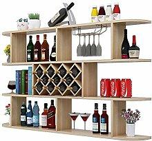 HAIMENG Weinregale Moderne Und Einfache