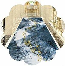 HAIPENG Abstrakt Läufer Teppich Flur