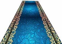 HAIPENG Läufer Teppich für Flur, Eingangsmatte,