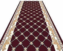 HAIPENG Läufer Teppich für Flur, extra lang,