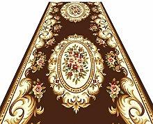 HAIPENG-Läufer Teppiche Flur Blumen Design Lange