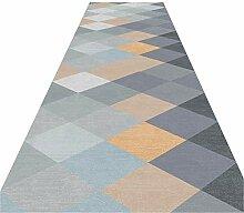 HAIPENG-Läufer Teppiche Flur Geometrisch Muster