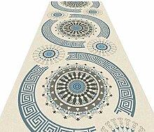 HAIPENG-Läufer Teppiche Flur Lange Teppich Mit