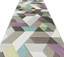HAIPENG-Läufer Teppiche Flur Mehrfarbig Eintrag