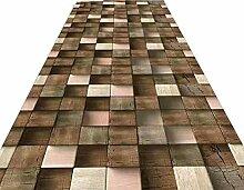HAIPENG-Läufer Teppiche Flur Quadrat Design