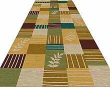 HAIPENG-Läufer Teppiche Flur Quadrate Design