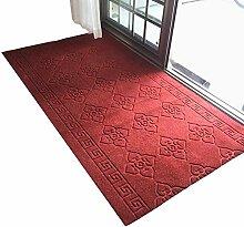 HAIPENG-Läufer Teppiche Flur Schneidbar Teppich