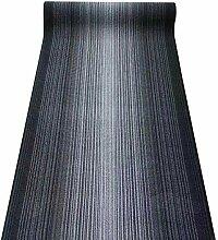 HAIPENG-Läufer Teppiche Flur Streifen Teppich Mit