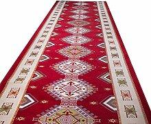 HAIPENG-Läufer Teppiche Flur Teppich Geometrisch