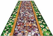 HAIPENG-Läufer Teppiche Flur Weich Teppich 3D