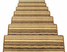 HAIPENG Treppenmatten Teppich Treppen Nicht
