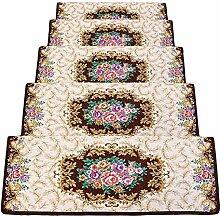 HAIPENG Treppenmatten Teppich Treppen Rechteck