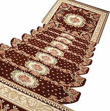HAIPENG Treppenmatten Teppich Treppen