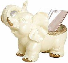 Haisen Van Elefant Skulptur Halter