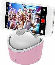 HAIT Smart Face Tracking Das Internet Live Preferred Automatische Fotografieren Kamera Handyhalter Lautsprecher Robo