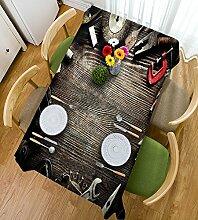HAIXIA Industrie Tischdecken Decor Grungy