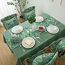 HAIYING Tischläufer Tropischen Wald Tischläufer,