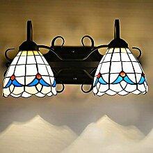HAIZHEN Wandspiegel Vorderen Leuchte Schlafzimmer