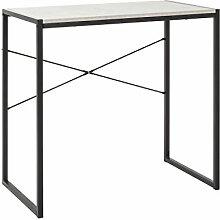 HAKU Möbel 14651 Computertisch, Metall,
