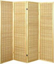 Haku-Möbel 34367 Paravent 182 x 2 x 178 cm,