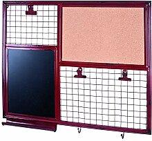 Haku-Möbel Memoboard, 6 x 65 x H: 57 cm, ro