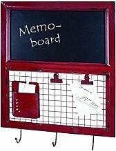Haku-Möbel Memoboard, 8 x 50 x H: 67 cm, ro