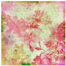 Halbglänzende Tapete Blumen Forgotten Beauties II