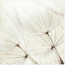 Halbglänzende Tapete Blumen Sanfte Gräser East