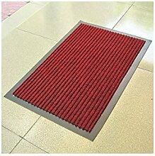 Halle Fußmatten Badteppiche Antirutschmatten Fußmatte Teppich Staub Haushaltsteppichmatten Teppichmatten Haushalts weichen Teppich-Fußmatten Tuch weichen Tuch Teppich-Fußmatten Badezimmer Teppich WC Matten