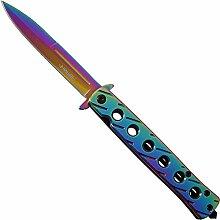 Haller 83804 Stiletto Rainbow coating Messer