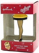 Hallmark A Christmas Story Bein Lampe Weihnachten