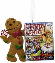 Hallmark Christmas Ornaments, Hasbro Candy Land