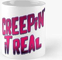Halloween Creeping Keeping It Real October