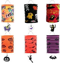 Halloween-Papierlaterne Dekoration,Halloween
