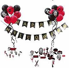 Halloween-Partyballons, Halloween,