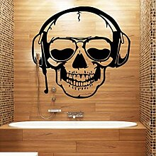 Halloween Tapete Kreative Kunst Gamer Wandsticker