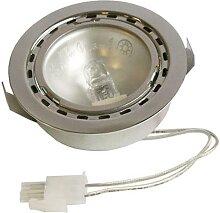 Halogen-Lampe komplett