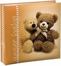 Hama Baby Einsteck Fotoalbum Michi (für 200 Fotos