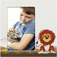 Hama Baby und Kinder Bilderrahmen Löwe Leo für